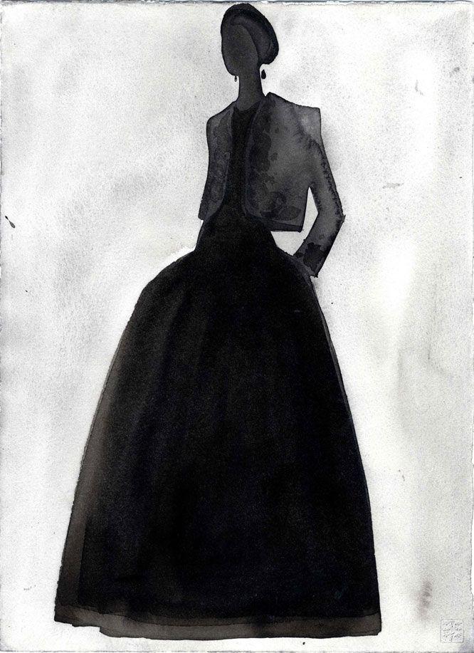Mats Gustafson, Galerie Bartsch  Chariau » YSL for Vogue Italia, 2002
