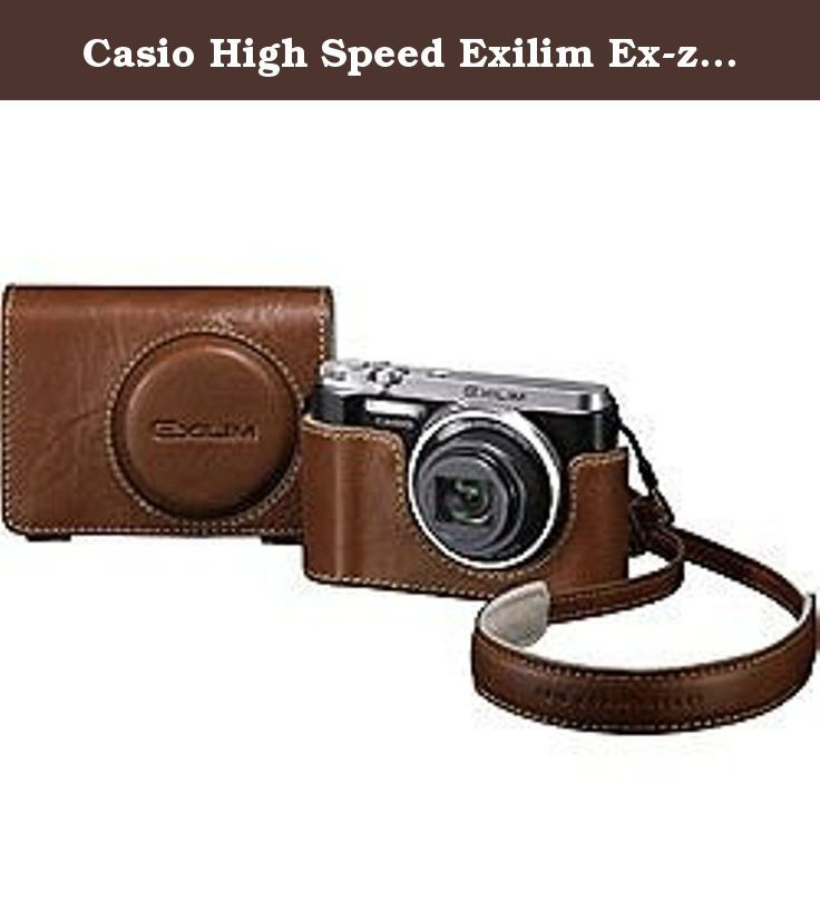 Casio High Speed Exilim Ex-zr1000 Exilim 10th Anniversary Ex-zr1000bsa Digital Camera Ex-zr1000bsa. 16.1 million pixel back-illuminated CMOS. When a wide-angle 24 mm and optical 12.5 times zoom / premium zoom combined 25.0 times / Premium Auto PRO / all-in-focus macro / continuous shooting AF tracking. Variable tilt LCD. Still image as the shooting / recording-related functions (Auto / Premium Auto PRO), hands-free, high-speed continuous shooting, Past continuous shooting, AF continuous...