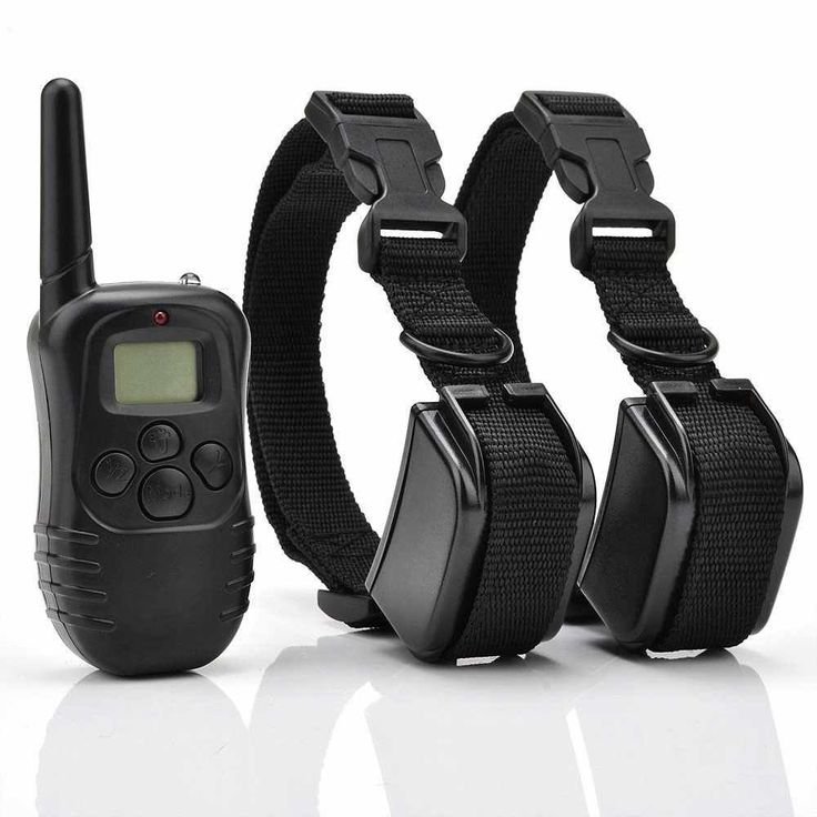 Hot Spot® Remote Control Dog Training Shock Collar for 2 Dogs with 100LV of Shock and Vibration, Rechargeable and Waterproof *** Want to know more, visit the site now : Dog Training and Behavior Aids
