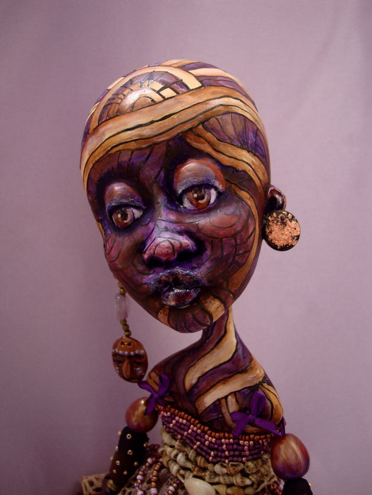 A personal favourite from my Etsy shop https://www.etsy.com/listing/473871560/african-ooak-art-doll-dark-skin-interior