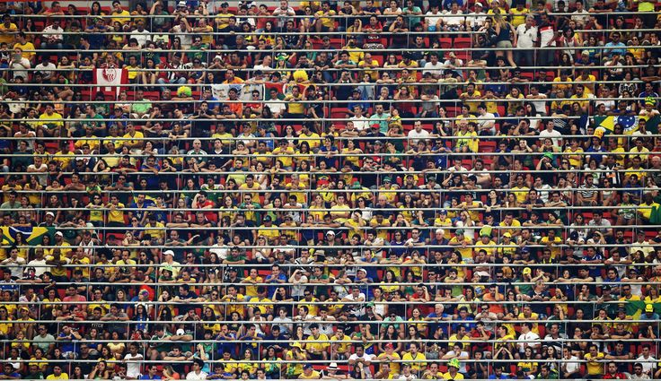 Best Photos Of The 2014 World Cup