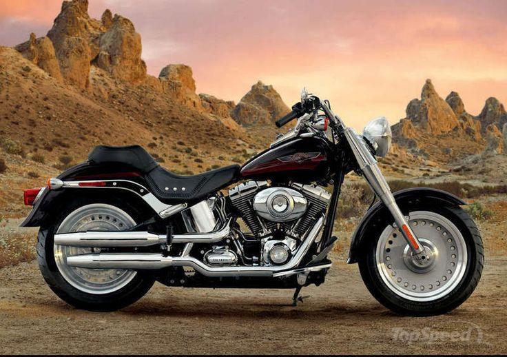 2012 Harley-Davidson Softail FLSTF Fat Boy Gallery 432692