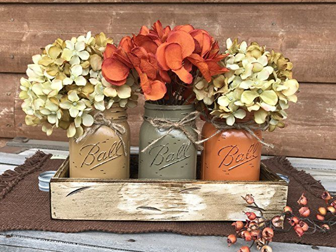 9 Ways to Create Inspired Dinner Decor For Thanksgiving #thanksgiving #home #decor #decorating #DiningRoom #dinner