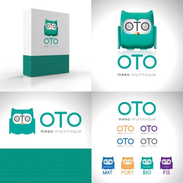 Estudo de marca e embalagem para software Educacional