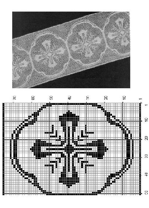 Mejores 383 imágenes de motivos religiosos a crochet en Pinterest ...
