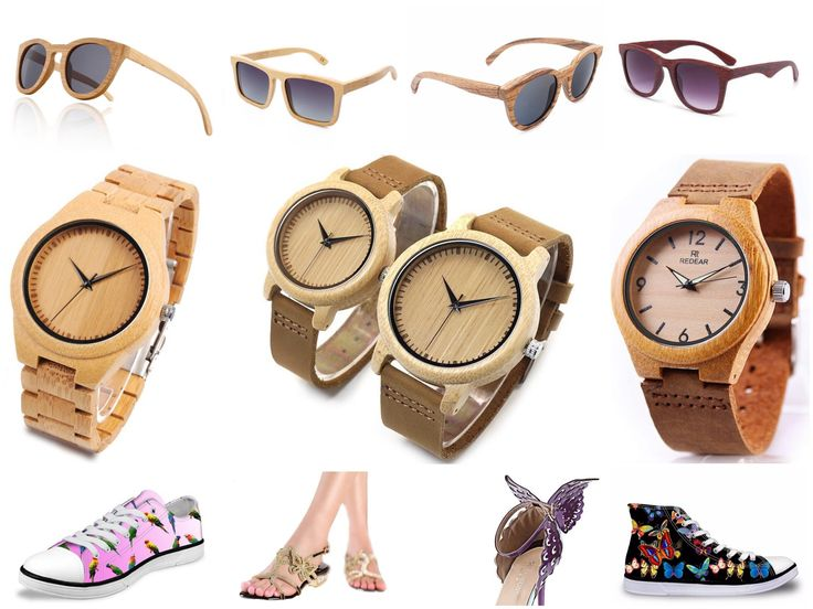**Pssst...   Announcing some great new products. Sunglasses, Watches and Shoes, Oh My! JenC Designs