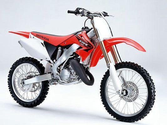 05 cr125   Honda CR125 Models   Vintage Motocross