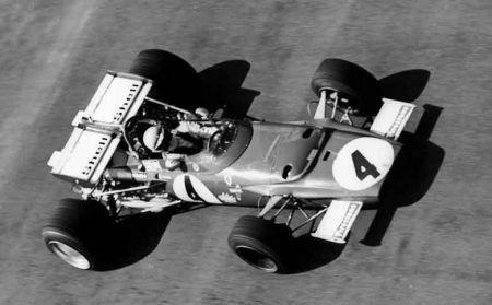 Ferrari 312B, F1 1970