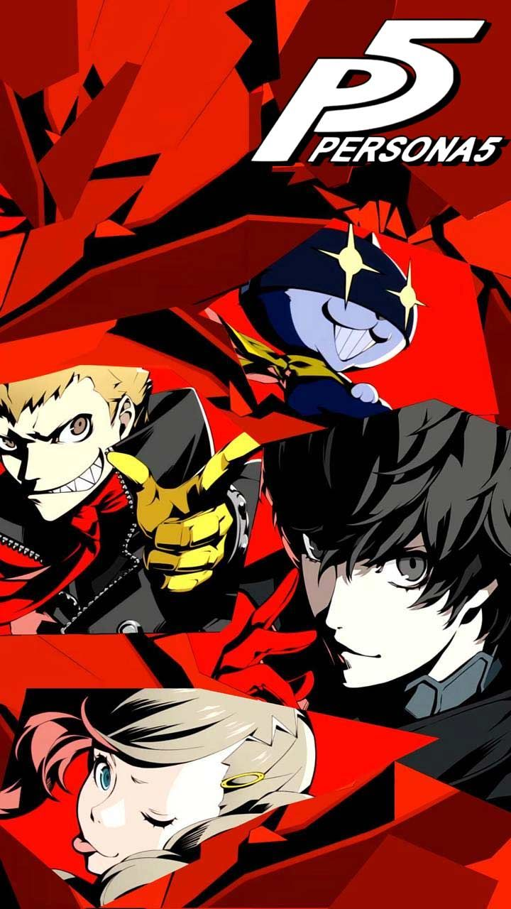 Persona 5 Wallpaper Hd Phone Backgrounds Characters Art Ideas For Iphone Android Lock Screen In 2020 Persona 5 Joker Persona 5 Persona 5 Anime