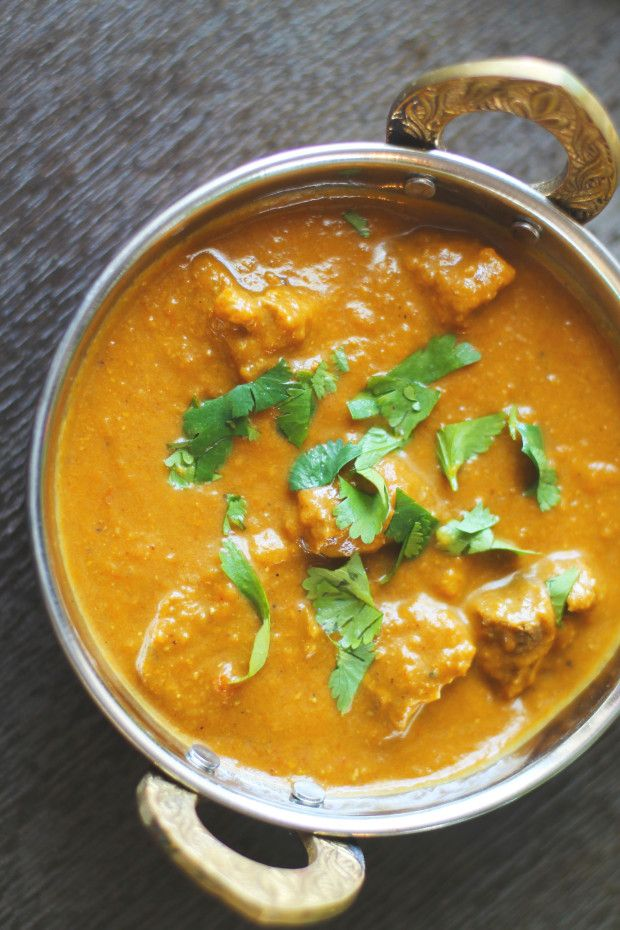The BEST restaurant-style lamb curry recipe