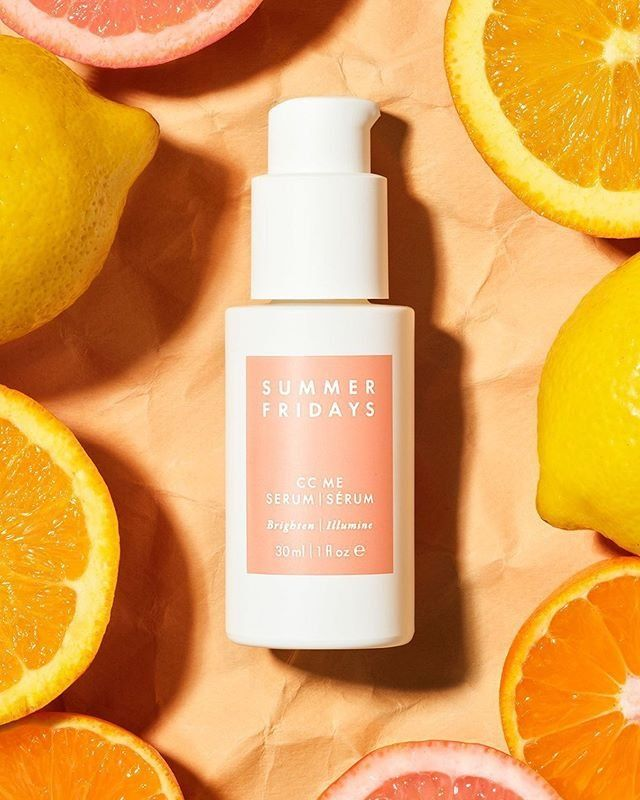 Cc Me Vitamin C Serum Summer Fridays Sephora Skincare Products Photography Skin Care Beauty Skin Care