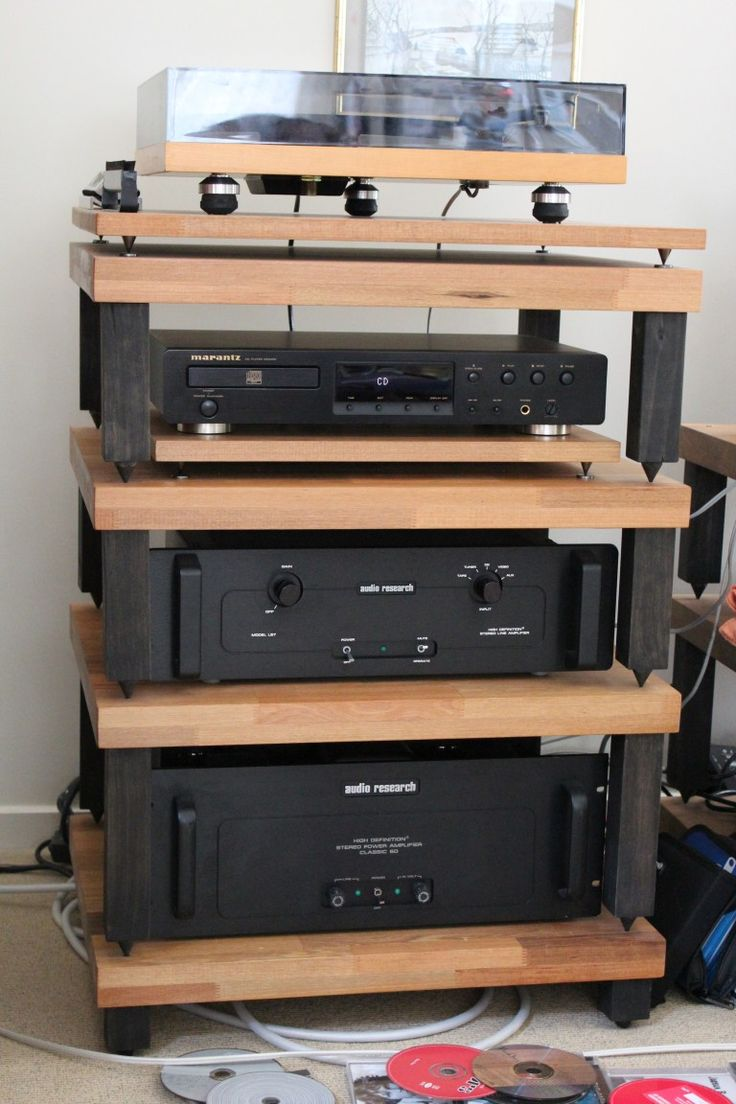 Gear rack/stands - Page 17 - AudioKarma.org Home Audio Stereo Discussion Forums