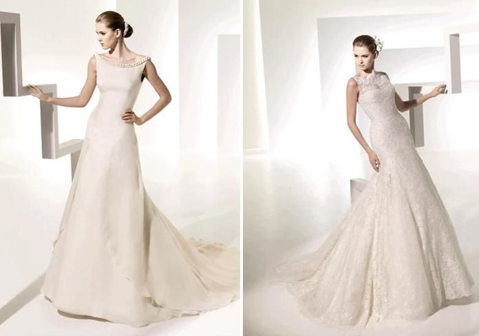 Spring 2010 Bridal Runway: Manuel Mota Wedding Dresses | OneWed