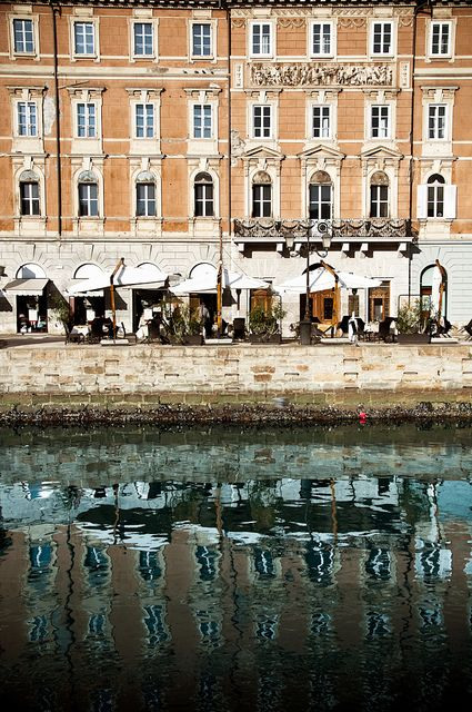 Postcard from Trieste - Italy  | by © Davide Caregari