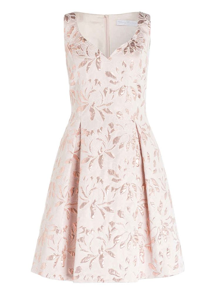 Young Couture by BARBARA SCHWARZER Jacquard-Kleid