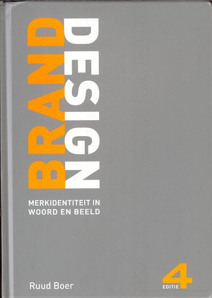Brand design: merkidentiteit in woord en beeld - Ruud Boer - Google Boeken