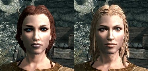 The Nord 2 preset is generally considered one of the best presets in the game. You can see why! | How to Create Beautiful Characters in Skyrim