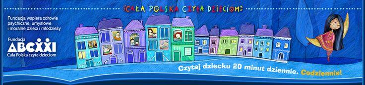 Cała Polska czyta dzieciom - Aktualności