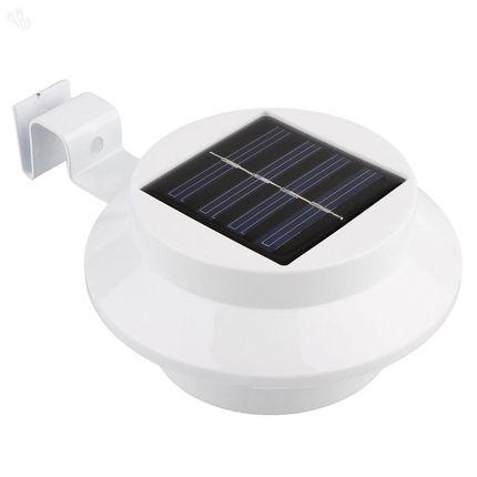 Buy Solar LED Light with Bracket - White online. Widest range of LED Candles & Novelty from India's largest Home & Garden Store @ Zansaar.com