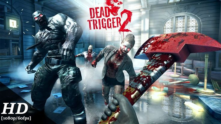 Dead Trigger 2 Apk is the sequel to the acclaimed mobile zombie game for smartphones and tablets. Dead Trigger 2 Apkgame arrives completely renovated, with an automatic attack system,