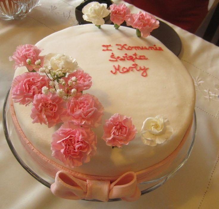 Moje Wypieki   Masa cukrowa/lukier plastyczny do tortów