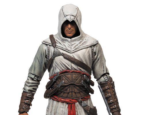 Assasin's Creed — Altair Ibn-La'Ahad, Кредо убийцы — Альтаир ибн Ла'Ахад