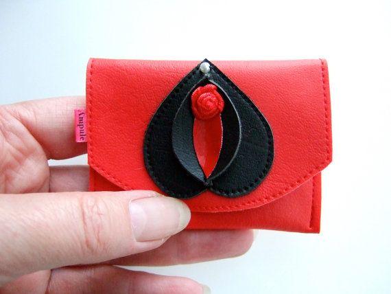 Miniature Vulvette van ampule op Etsy