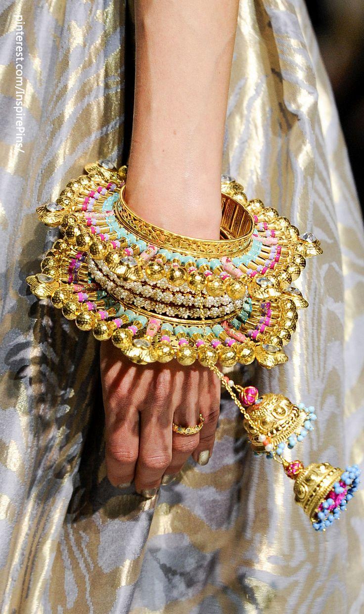 Paris Spring 2013 - Manish Arora (Details)