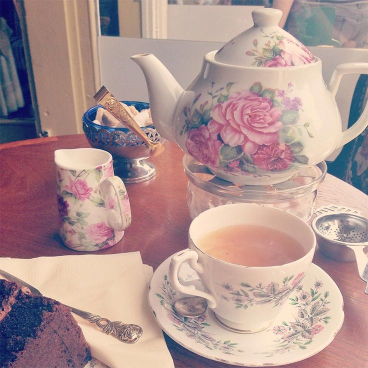 Posted on Urber CANDELLA TEA ROOMS Grab an Earl Grey and take a break, daaahling.