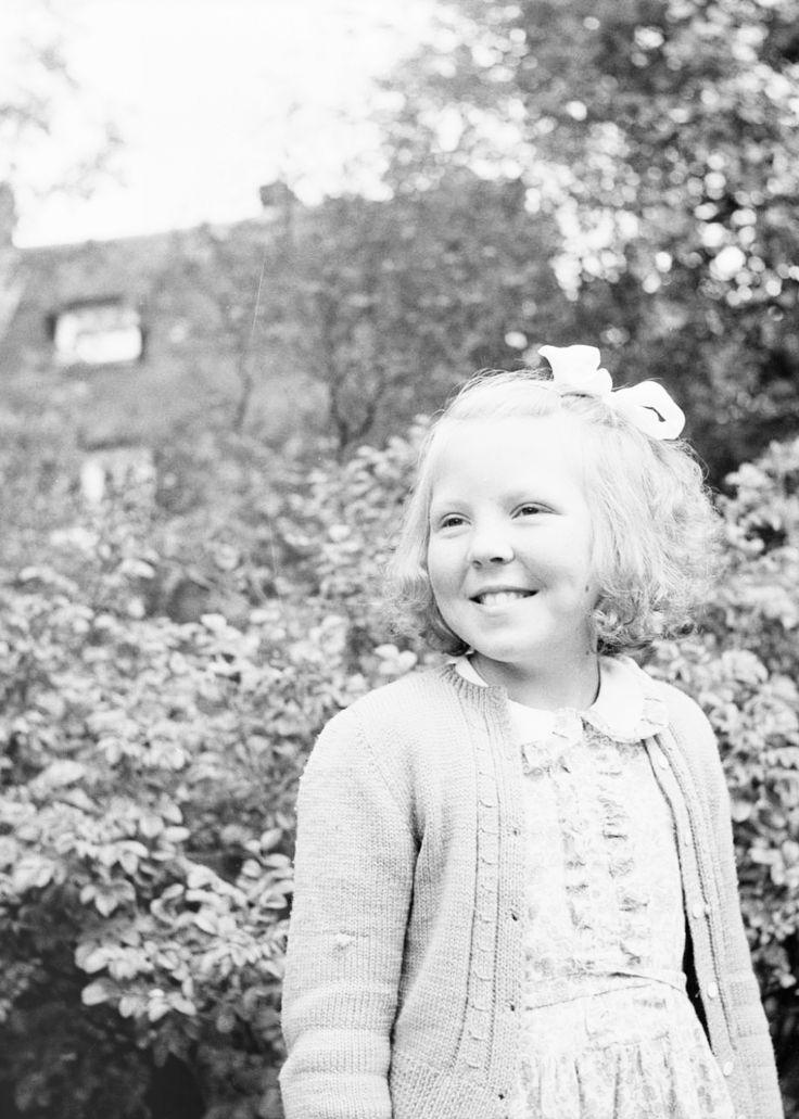 myroyalpointofview: Princess Beatrix of the Netherlands, 1947