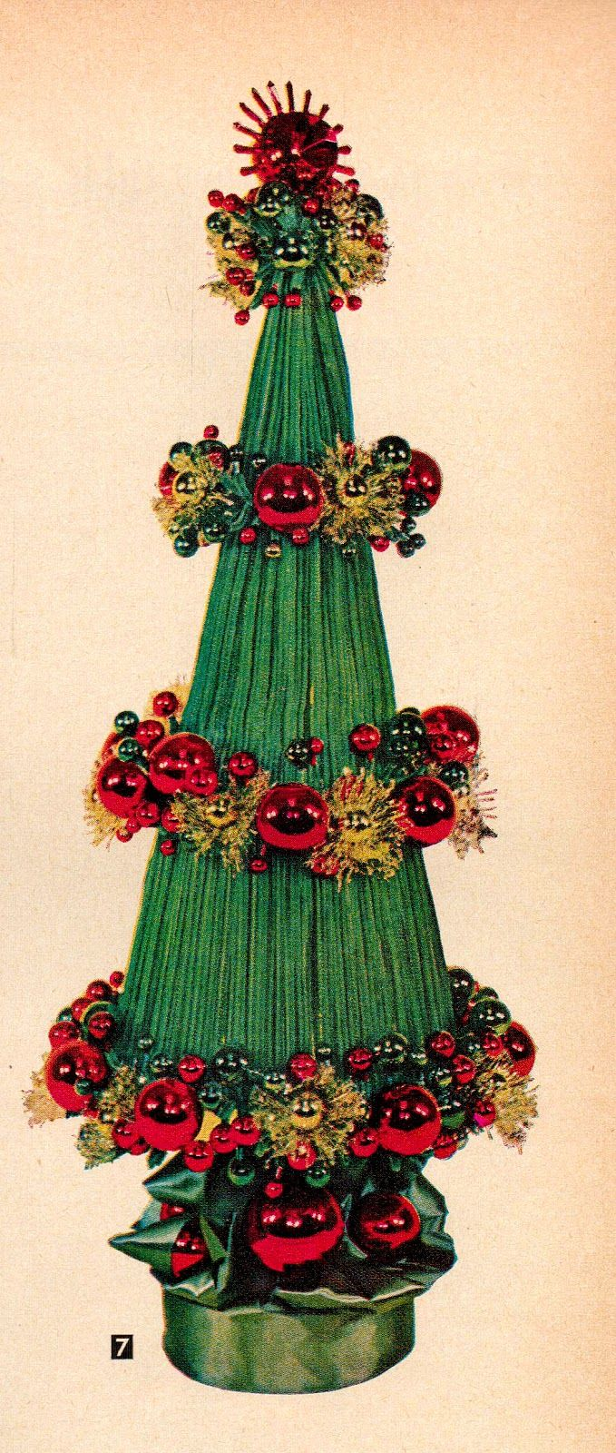 26 best DIY Retro Holiday Crafts images on Pinterest | Christmas ...