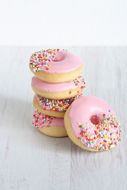 como hacer donuts al horno