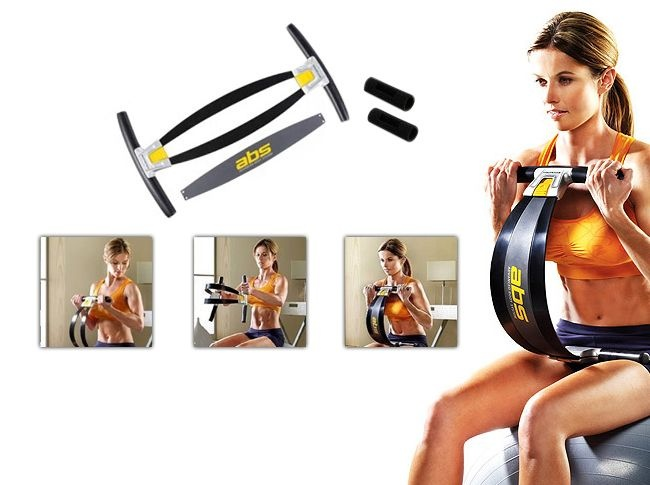 ABS Advanced Body System con Palla Gonfiabile - Codice: 91900047
