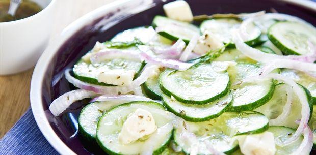 Cucumber salad___
