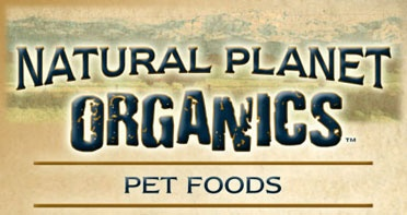 Natural Planet Organics foods for dogs and cats