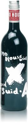 'No House' Wine is een internationaal wijnlabel.  Het biedt heerlijke populaire Zuid Afrikaanse wijn uit Wellington en Viljoensdrift. Met het project is inmiddels 100.222 euro opgebracht, hiermee zijn 40 huizen gerealiseerd voor projecten van stichting HomePlan in Zuid Afrika en in Zimbabwe.