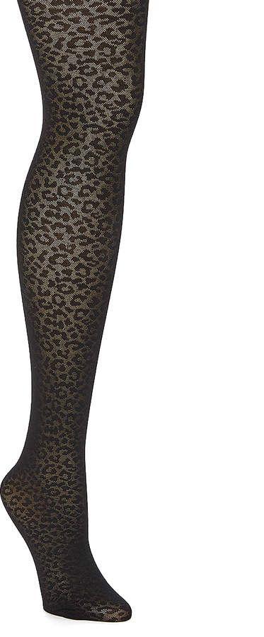 301b3a957 Black Cheetah Tights - Women #Cheetah#Black#Women | Hosiery & Tights |  Tights, Hosiery, Stockings