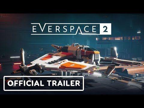 Everspace 2 Official Reveal Trailer – Gamescom 2019 | Tech