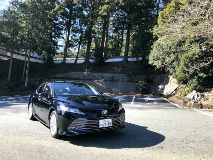 Toyota Camry Hybrid: A Sportier, Sexier Hybrid Vehicle For The Sustainably-Minded