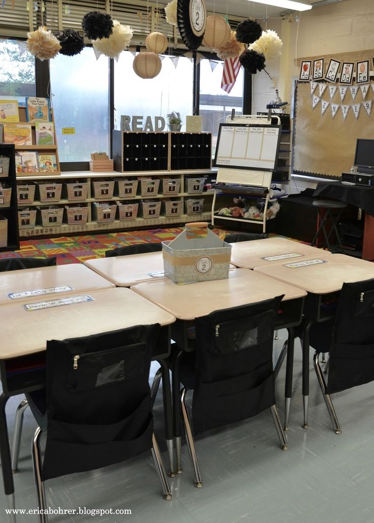Modern White Classroom ~ Best modern classroom ideas on pinterest preschool