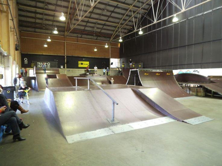 skate park inside - Google 검색
