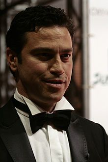 ~my my me............ is he not astoundingly handsome? Mario Frangoulis - Wikipedia, the free encyclopedia