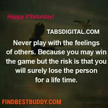 The person that you will spend the most time with in your life is yourself, so you better try to make yourself as interesting as possible.  Happy #Saturday!   www.findbestbuddy.com   www.tabsdigital.com