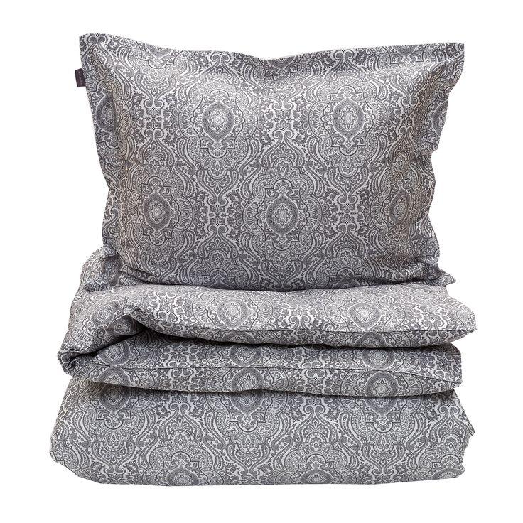 Tiffany+Paisley+Pussilakana+220x220,+Elephant+Grey,+Gant+Home