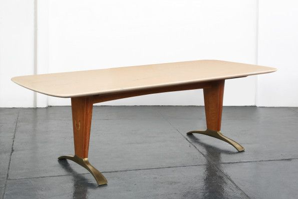 Marble Topped Table GIOVANNI GARIBOLDI, PAOLO BUFFA