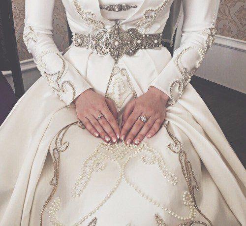 осетинский свадебный костюм