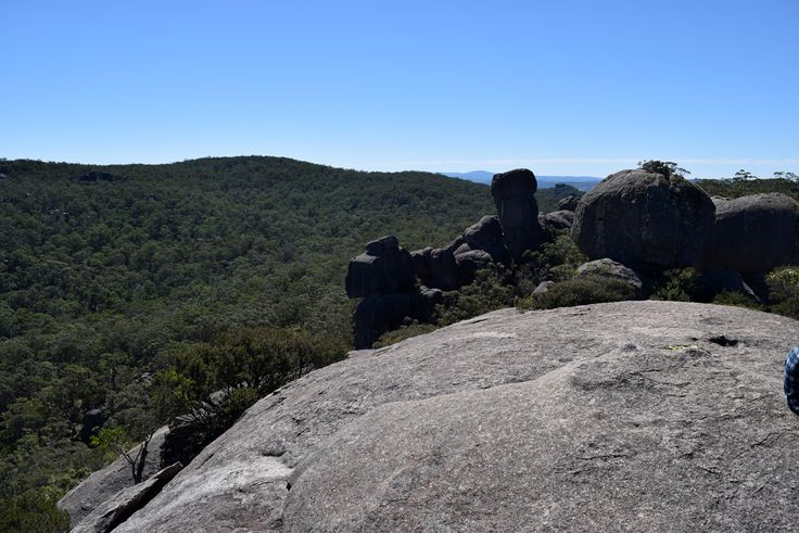 Cathedral Rock National Park - A beautiful short hike worth rock scrambling for.