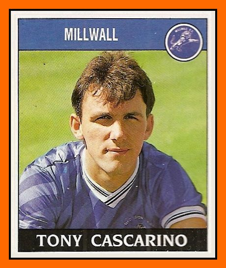 Tony Cascarino - Milwall