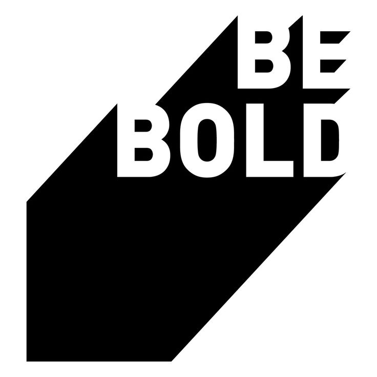 Be Bold - Office Quote Wall Decals are perfect for temporary or permanent decorating. Simply peel and stick. The modern home decorators decal. Enjoy your walls again! Plus we all need to be inspired while at the office every once in a while.