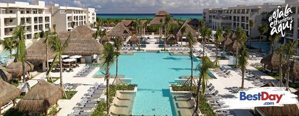paradisus playa del carmen la perla by meli lujoso resort. Black Bedroom Furniture Sets. Home Design Ideas